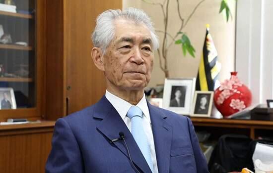 O pesquisador Tasuku Honjo, premiado com o Nobel de Medicina