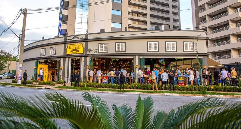 Tatu Bola Bar/ Crédito: Claudio Soares