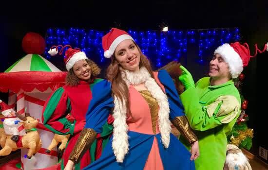 Programação do Domingo é Dia de Teatro traz peças natalinas para o Shopping Granja Vianna