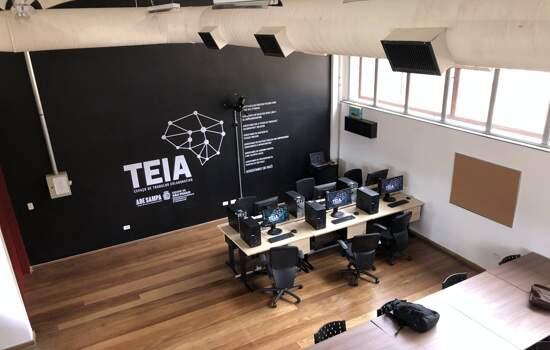 Nova unidade do Teia