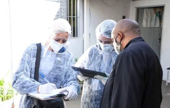 São Caetano é selecionada para participar da pesquisa de prevalência de infecção  por covid-19