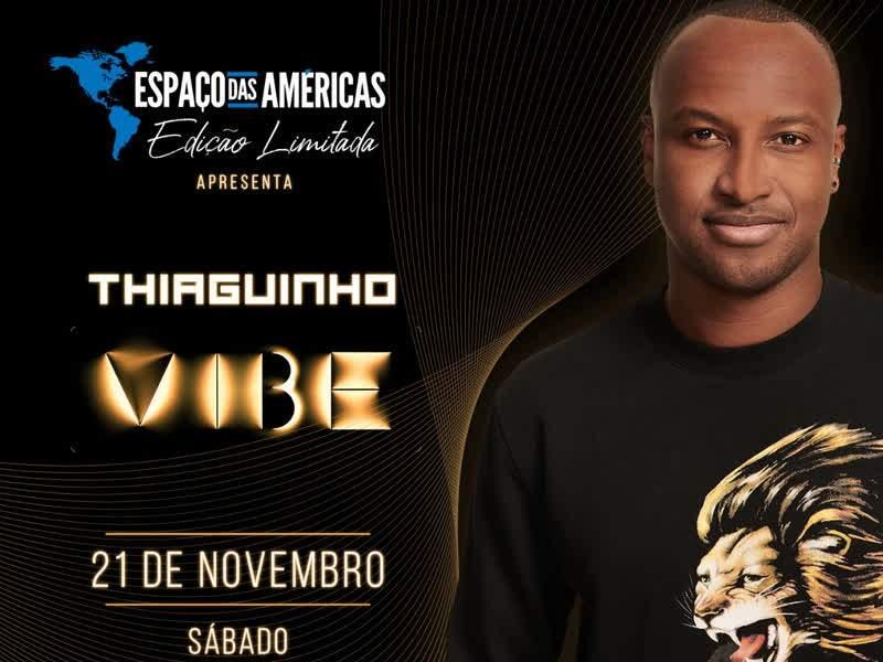 Thiaguinho - VIBE