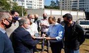 Haverá também obra de recuperação da Praça da Viola - Continue lendo