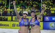 Dupla classificada para Tóquio disputa na capital alagoana primeira competição do ano; Tainá/Victoria fazem primeira final na temporada  - Continue lendo
