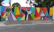 Duas unidades de ensino receberam grafites em seus muros inspirados em campanhas de utilidade pública sobre consumo consciente do projeto Arte da Imagem - Continue lendo
