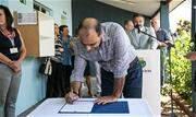 José Auricchio Júnior, assinou na manhã desta sexta-feira (5/4) a Ordem de Serviço para o início das obras na UBS (Unidade Básica de Saúde) Darcy Sarmanho Vargas, no Bairro Mauá.  - Continue lendo