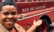 O Corpo de Bombeiros do Rio tenta descobrir quem são os supostos agentes que gravaram e divulgaram nas redes sociais vídeos e áudios ofendendo a atriz Cacau Protásio - Continue lendo