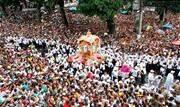 Ao todo, mais de 250 mil pessoas passarão pelas cidades onde serão realizadas as celebrações  - Continue lendo