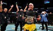 Charles do Bronx nocauteia americano e conquista o cinturão peso-leve do UFC. Depois de 28 lutas e mais de 10 anos de espera, o lutador do Guarujá finalmente fatura o almejado título - Continue lendo
