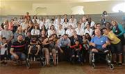 Prefeito Orlando Morando participou de ação promovida pelo Centro Especializado de Reabilitação (CER) IV, nesta sexta-feira - Continue lendo