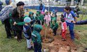 As atividades são feitas por meio de parceria do o Saesa (Sistema de Água, Esgoto e Saneamento Ambiental) com a Prefeitura, por meio da Secretaria de Educação - Continue lendo