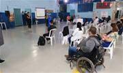 O objetivo da conferência é debater a política da pessoa com deficiência através de uma abordagem ampla e agregadora, intermediada por diálogos entre os atores da sociedade civil - Continue lendo