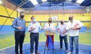 Bairro Batistini agora conta com Ginásio Poliesportivo reformado e nova Praça-Parque - Continue lendo