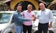 Rubens Fernandes, Presidente da Câmara Municipal, entrega veículos ao prefeito Kiko Teixeira em ação inédita - Continue lendo