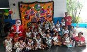 """A campanha """"Papai Noel Existe"""" já presentou mais de 140 mil crianças de diversas instituições de cidades atendidas pelas rodovias concedidas - Continue lendo"""