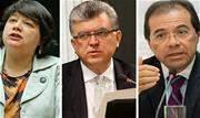 Os subprocuradores Luiza Frischeisen, Mario Bonsaglia e Nicolao Dino que concorrem para a lista tríplice que será enviada a Bolsonaro para escolha do novo PGR, criticaram a atuação de Aras - Continue lendo