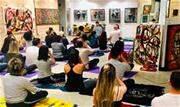 O evento gratuito promovido pelo Golden Square Shopping incentiva a prática que auxilia no equilíbrio mental - Continue lendo