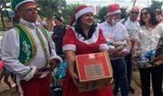 Foram cerca de 100 doações, entre cestas básicas e kits de leite para as famílias da comunidade andreense da Sacadura Cabral - Continue lendo