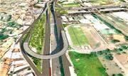 Principal eixo que liga o primeiro ao segundo subdistrito da cidade se tornará um grande complexo de pontes e viadutos - Continue lendo