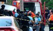 A mulher tomada como refém por um assaltante após o ataque ao terminal de cargas do Aeroporto de Viracopos, em Campinas, foi transferida para a UTI do Hospital Celso Pierro, da PUC-SP - Continue lendo
