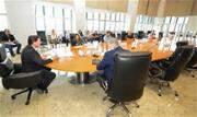 Morando promoveu nesta sexta-feira (20/03) reuniões com diretores e representantes de laboratórios, Lar para Idosos e entidades assistenciais para resolver o deslocamento dos funcionários - Continue lendo