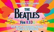 Banda canta sucessos interagindo com os pequenos e divertindo os adultos - Continue lendo