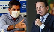 O presidente nacional do DEM, ACM Neto, criticou nesta sexta-feira (14) a saída do vice-governador de São Paulo, Rodrigo Garcia, do DEM para ir ao PSDB - Continue lendo