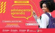 Evento de lançamento do programa de promoção da juventude acontece no Clube Mané Garrincha, às 10h - Continue lendo