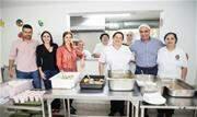 Desde setembro, as escolas de meio período do Ensino Fundamental de São Caetano passaram a oferecer almoço para os alunos, além da merenda já fornecida no período de estudo - Continue lendo