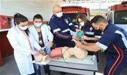 Estudantes da Uninove adquirem experiência com estágio no serviço de urgência em Mauá - Continue lendo