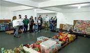 Alunos visitam o Banco de Alimentos da Prefeitura para fazer pesquisa de campo - Continue lendo