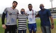 Caio Bolonhin(goleiro) e Matheus Santos(zagueiro) chegam por empréstimo ao Anacleto Campanella - Continue lendo