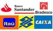 Os 5 maiores bancos brasileiros têm em mãos recursos equivalentes à toda a economia brasileira. O volume de ativos das instituições financeiras atingiu R$ 7,36 trilhões ao fim de março - Continue lendo