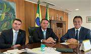 O senador Flávio Bolsonaro (Patriota-RJ) externou nesta segunda-feira, 14, a preocupação do presidente Bolsonaro em relação à disputa interna no Patriota - Continue lendo