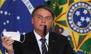 Bolsonaro voltou a se opor ao uso de máscaras para mitigar a proliferação do coronavírus e criticou até mesmo a sinalização com pedidos de cumprimento em painéis de rodovias paulistas - Continue lendo