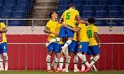 Matheus Cunha marca o gol da vitória por 1 a 0, garantindo o País na disputa da 8ª semifinal do futebol masculino. Brasil enfrentará México ou Coreia do Sul na próxima terça - Continue lendo