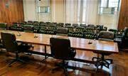 A ocupação máxima dos auditórios será de 20% da capacidade - Continue lendo