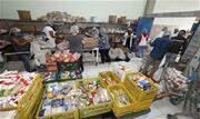 Campanha contra a fome realiza drive thru para arrecadar mais alimentos - Continue lendo