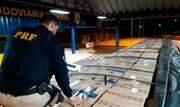 Carga contrabandeada do Paraguai valeria até R$ 4,75 milhões - Continue lendo