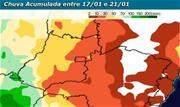 A semana será marcada por temporais em várias áreas do centro-sul do Brasil. O grande volume de água pode acarretar em transtornos. Fique atento! - Continue lendo