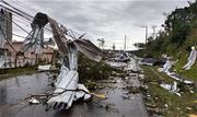 O ciclone bomba que atingiu o Sul do País matou ao menos dez pessoas e deixou um rastro de destruição na região. Nove pessoas morreram em Santa Catarina e uma pessoa no Rio Grande do Sul - Continue lendo