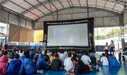 """Projeto itinerante Cinema para Você chega nesta semana no bairro Cooperativa; sessão apresentará o longa """"Shazam!"""" - Continue lendo"""
