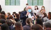Palestrante do 1° Encontro dos Profissionais da Educação, prefeito apresentou panorama financeiro e ações adotadas para o funcionalismo - Continue lendo