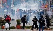 Protestos contra o Governo de Iván Duque e a repressão policial aos manifestantes tornam as noites um pesadelo em Cali - Continue lendo