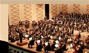 Nesta terça-feira (21), o espetáculo da Orquestra Sinfônica do Teatro Nacional com o tenor Saulo Laucas será apresentado na Concha Acústica do DF - Continue lendo