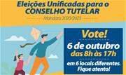 Eleitores em dia com a Justiça Eleitoral poderão votar nos candidatos ao Conselho, que é responsável por assegurar direitos das crianças e adolescentes - Continue lendo