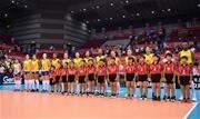 Norte-americanas venceram brasileiras por 3 sets a 0, no Japão. Time verde e amarelo viajará para Sapporo nesta sexta-feira - Continue lendo
