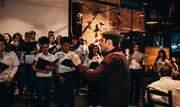Audição do Coro de Santo André busca 500 novos cantores - Continue lendo