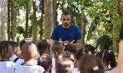Alunos de nove escolas de Educação Infantil participam de trilha ecológica no Parque Pérola da Serra - Continue lendo