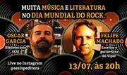 São convidados para o encontro o escritor e guitarrista da banda VIPER, Felipe Machado, e o especialista em literatura Oscar Garcia - Continue lendo